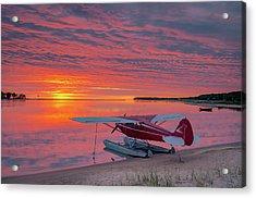 Splash-in Sunrise Acrylic Print