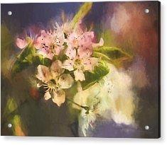 Splash Of Spring Acrylic Print
