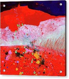 Splash#2 Acrylic Print by Jane Davies