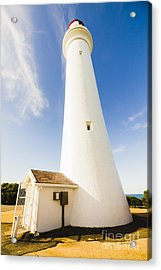 Split Point Lighthouse Acrylic Print by Jorgo Photography - Wall Art Gallery