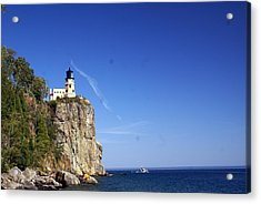 Split Rock 1 Acrylic Print