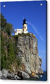 Split Rock 2 Acrylic Print