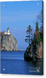 Split Rock Lighthouse - Fs000120 Acrylic Print
