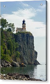 Split Rock Lightouse Acrylic Print