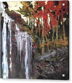 Splitrock Falls Acrylic Print