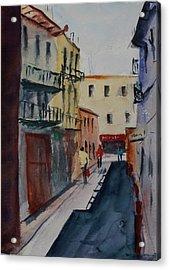 Spofford Street2 Acrylic Print