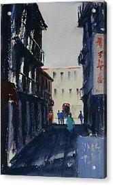 Spofford Street4 Acrylic Print