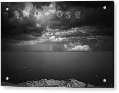 Acrylic Print featuring the photograph Spoken by Mark Ross