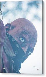 Spooky Bandit Acrylic Print