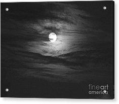 Spooky Moon 2 Acrylic Print