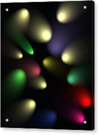 Spotlight Illusion Acrylic Print