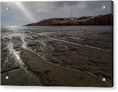 Spotlight On Iceland Acrylic Print