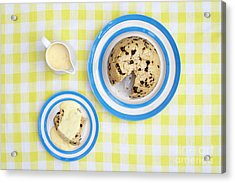 Spotted Dick Acrylic Print