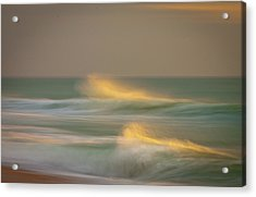 Spray Acrylic Print