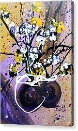 Spreading Joy Acrylic Print