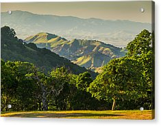 Spring Afternoon Acrylic Print by Marc Crumpler