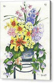 Spring At Last Acrylic Print