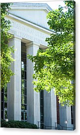 Acrylic Print featuring the photograph Spring At Uga by Parker Cunningham
