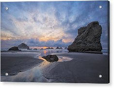 Acrylic Print featuring the photograph Spring Begins In Bandon by Patricia Davidson