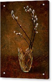 Spring Bouquet Acrylic Print by Svetlana Sewell