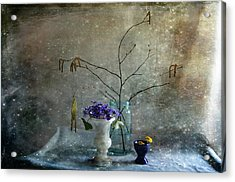 Spring Collection Acrylic Print by Randi Grace Nilsberg