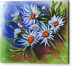 Spring Dasiy  Acrylic Print