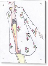 Spring In Bloom Acrylic Print by Christine Corretti