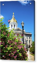 Spring In Concord Acrylic Print