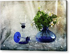 Spring Joy Acrylic Print by Randi Grace Nilsberg