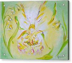 Spring Light Acrylic Print