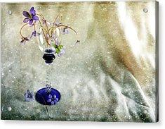 Spring Loveliness Acrylic Print by Randi Grace Nilsberg