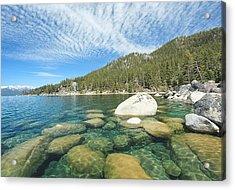 Spring Shores  Acrylic Print