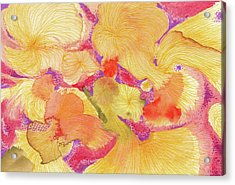 Spring - #ss18dw009 Acrylic Print by Satomi Sugimoto