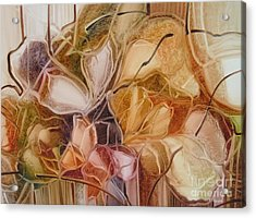 Spring Time 2 Acrylic Print by Fatima Stamato