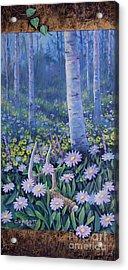 Spring Treasures Acrylic Print