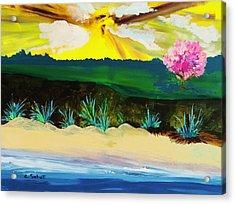 Spring Trip In Delaware Acrylic Print