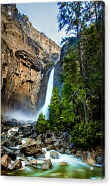 Spring Valley Acrylic Print