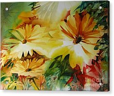 Springs Of Joy Acrylic Print