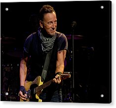Springsteen-cleveland River Tour 2016 Acrylic Print
