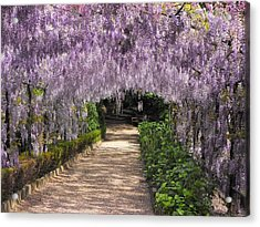 Springtime In Florence Acrylic Print