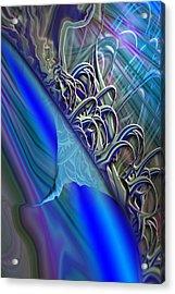 Sprinters Awl Acrylic Print