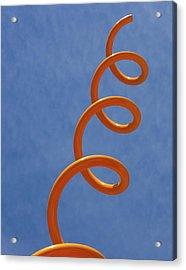 Sprung Acrylic Print by Christina Lihani