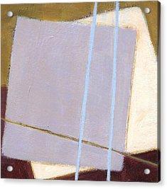 Squares 1 Acrylic Print by Alice Kirkpatrick