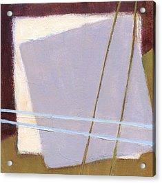 Squares 3 Acrylic Print by Alice Kirkpatrick