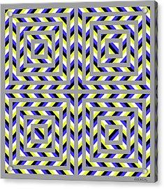 Squaroo Acrylic Print