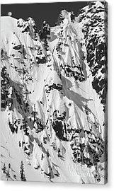 Squaw Valley Forbidden Fruit Acrylic Print