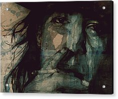 SRV Acrylic Print by Paul Lovering