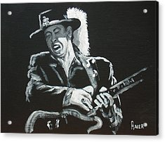 SRV Acrylic Print by Pete Maier
