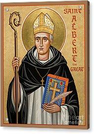 St. Albert The Great - Jcatg Acrylic Print