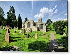 St Andrews Church Acrylic Print